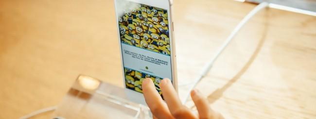 iPhone 6 da Apple Store