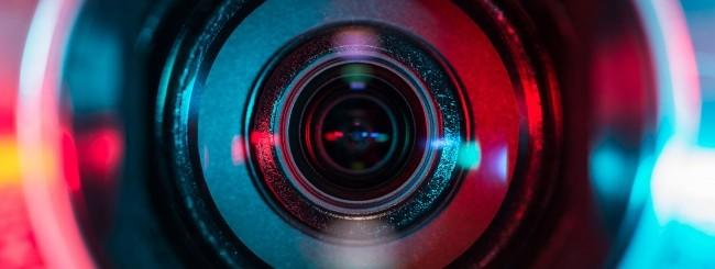 Occhio della telecamera