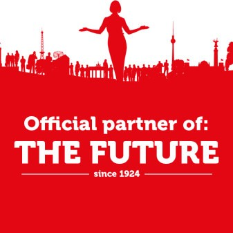 IFA 2014, official partner of the future
