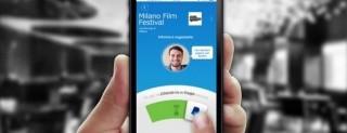 PayPal Check-in per pagare i biglietti del cinema