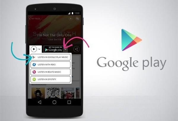 Da oggi il riconoscimento dei brani musicali con Shazam mostra un link per l'ascolto sulla piattaforma Google Play Music