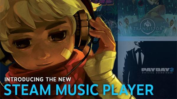Valve ha lanciato la versione definitiva dello Steam Music Player