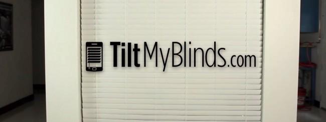Tilt My Blinds