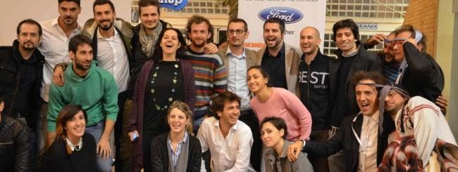 StartupBus: foto di gruppo