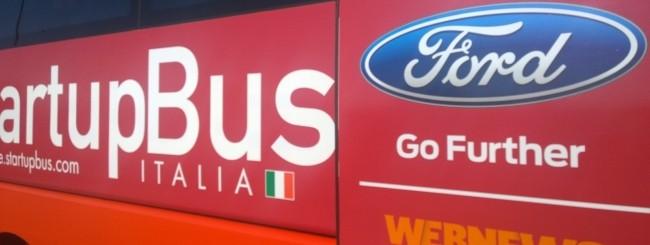 StartupBus con Ford Italia