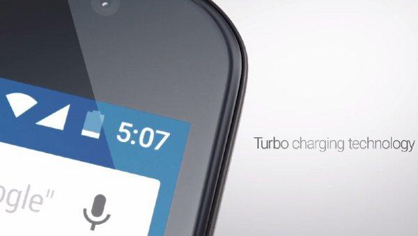 Google Nexus 6 con Quick Charge 2.0