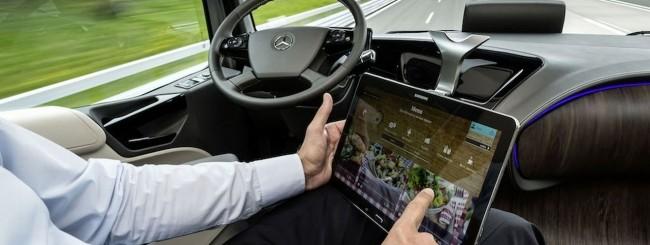 Mercedes Future Trucks 2025