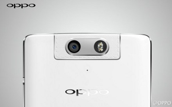 Oppo N3, primo render ufficiale