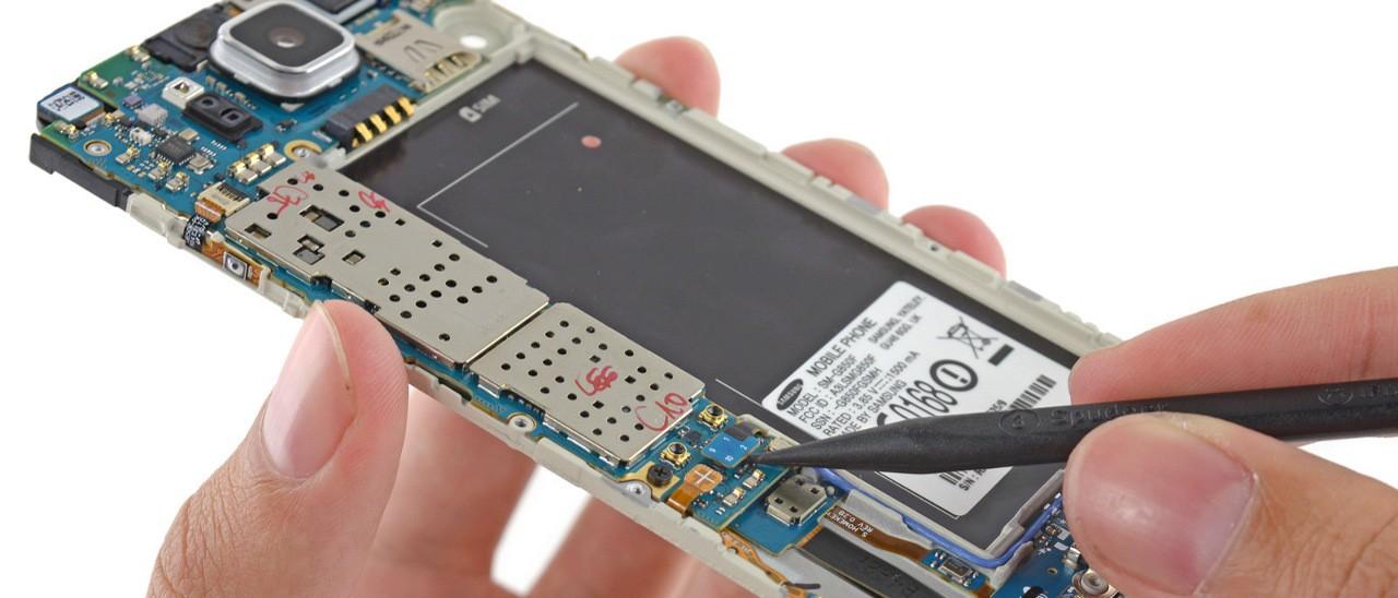 Samsung Galaxy Alpha  U00e8 Difficile Da Riparare