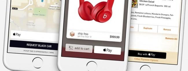 Apple Pay su iPhone