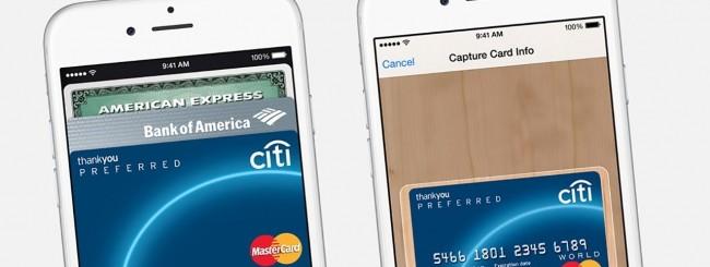 Apple Pay su iPhone 6