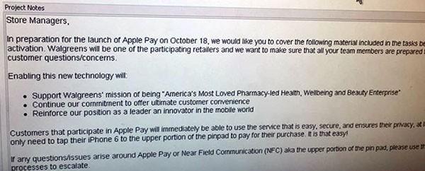 Apple Pay il 18 ottobre