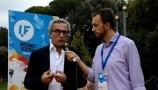 Vittorio Bugli, plauso a Internet Festival