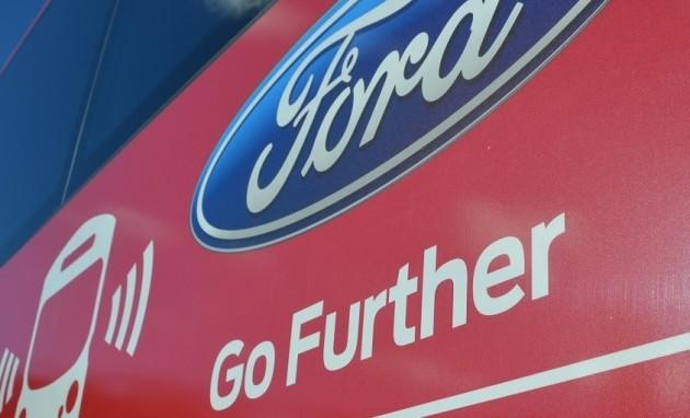 Ford per StartupBus