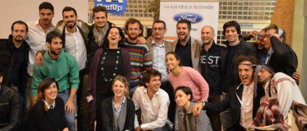 StartupBus - Foto di gruppo
