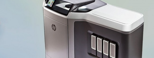 HP 3D Multi Jet Fusion