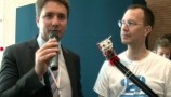 Intel presenta Edison al Maker Faire 2014