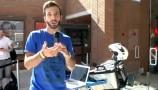La moto cosciente grazie a Intel Edison e BMW
