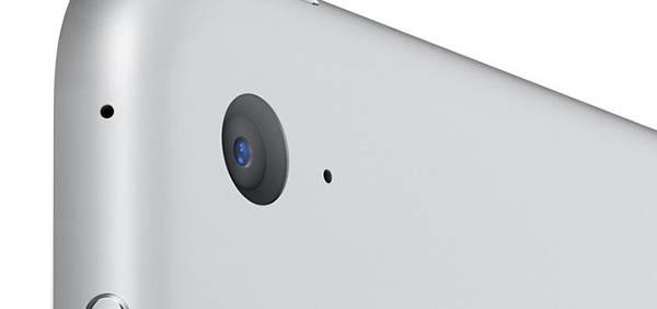 iPad Air 2, fotocamera
