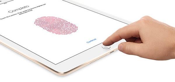 IPad Air 2, Touch ID
