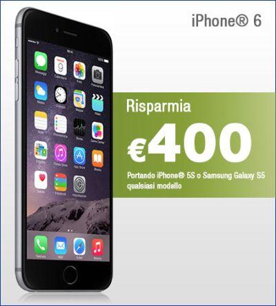 promozione 3 iphone 6 plus