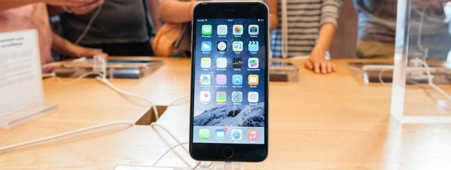 iPhone 6 in negozio