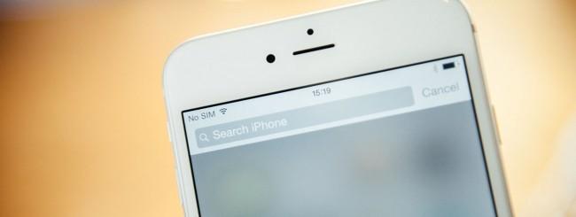 iPhone 6 Plus, dettaglio