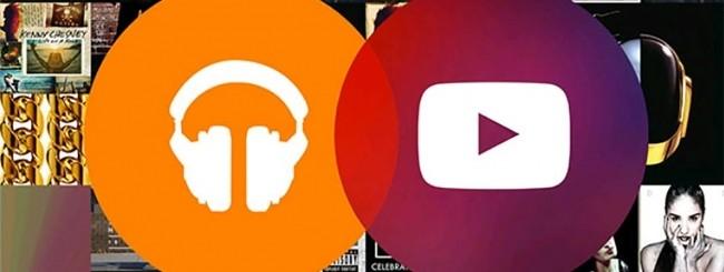 Play Music, YouTube Music Key