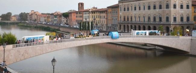 Ponte di Mezzo, Pisa