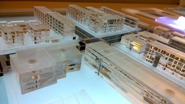Allestimento SENSEable City Lab