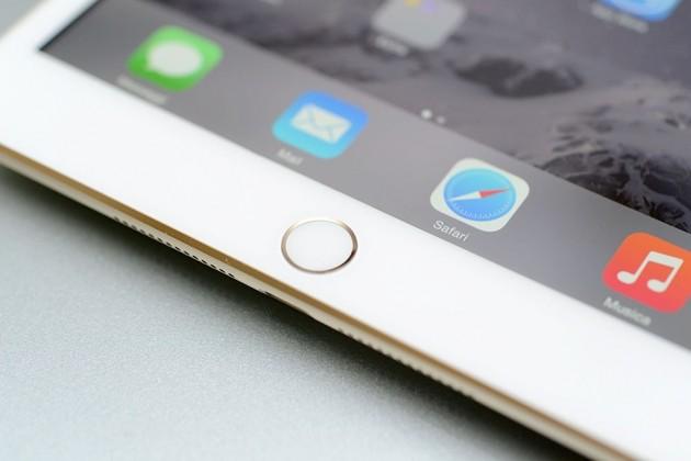 Touch ID su iPad Mini 3