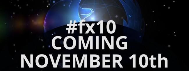 Firefox #fx10