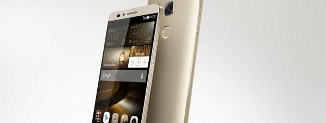 Huawei Ascend Mate7 Gold