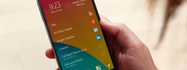 Nokia Z Launcher