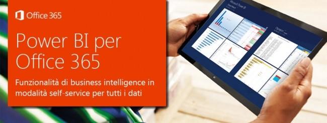 Power BI per Office 365