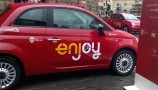 enjoy, il car sharing di Eni a Firenze