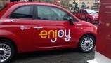 enjoy, il car sharing di Eni a Firenze