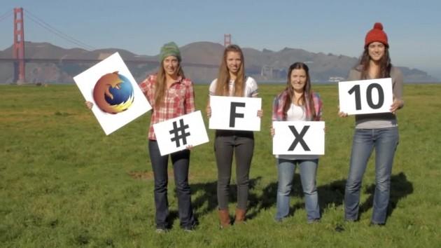 10 anni di Firefox
