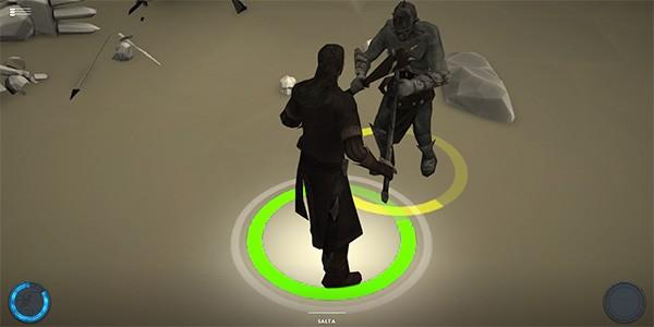 Il gioco integrato da Google nell'esperimento Chrome dedicato alla trilogia de Lo Hobbit