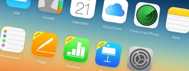 Produttività su iCloud