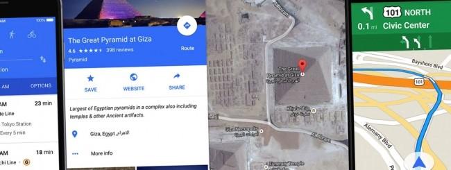 Google Maps 9.0.0 su Android
