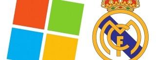 Microsoft e Real Madrid
