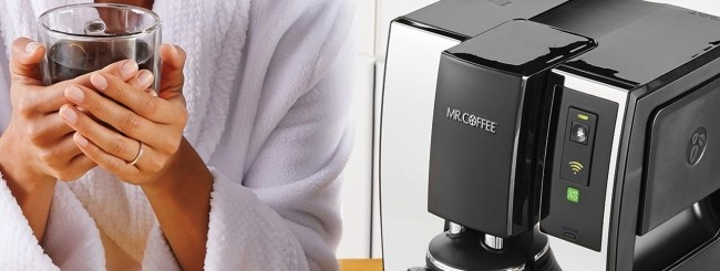 Belkin Mr. Coffee 10-Cup Smart Optimal Brew Coffeemaker