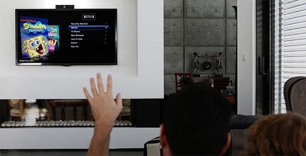 La tecnologia alla base di onecue funziona in modo simile a quella del motion controller Kinect per le console Xbox