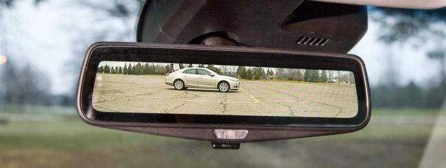 Cadillac Rear Mirror