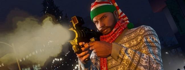 GTA 5 per Natale