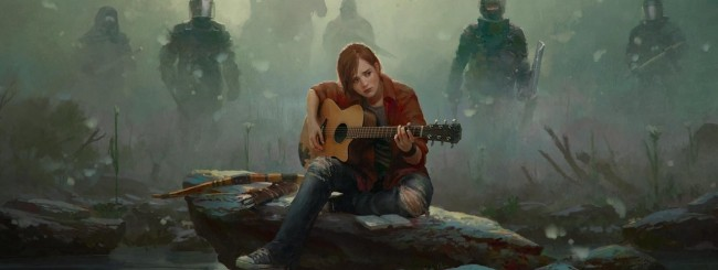 The Last of Us 2 concept art