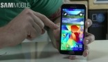 Il Samsung Galaxy S5 con Android 5.0 Lollipop
