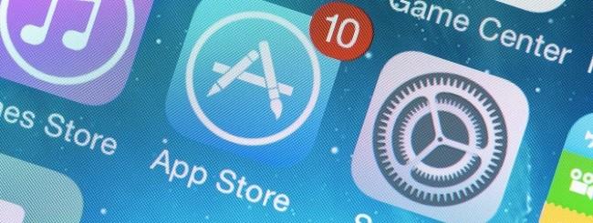 App Store su iOS
