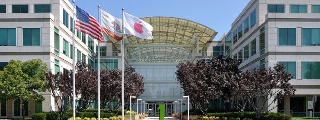 Apple, Cupertino